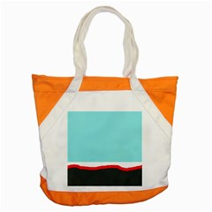 Simple Decorative Design Accent Tote Bag by Valentinaart