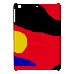 Colorful Abstraction Apple Ipad Mini Hardshell Case by Valentinaart