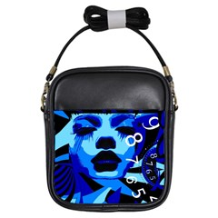 Time Girl s Sling Bag by DryInk