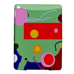 Optimistic Abstraction Ipad Air 2 Hardshell Cases by Valentinaart