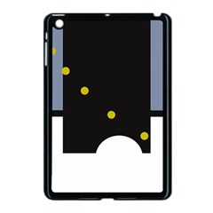 Abstract Design Apple Ipad Mini Case (black) by Valentinaart
