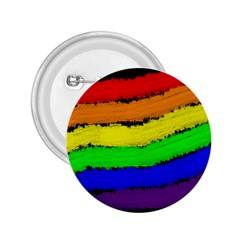 Rainbow 2.25  Buttons by Valentinaart