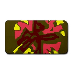 Abstraction Medium Bar Mats by Valentinaart