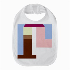 Colorful Abstraction Bib by Valentinaart