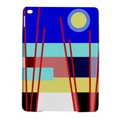 Abstract Landscape Ipad Air 2 Hardshell Cases by Valentinaart