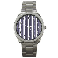 Elegant lines Sport Metal Watch