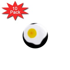 Egg 1  Mini Magnet (10 Pack)  by Valentinaart