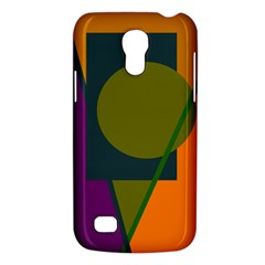 Geometric Abstraction Galaxy S4 Mini by Valentinaart