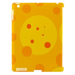 Abstract Sun Apple Ipad 3/4 Hardshell Case (compatible With Smart Cover) by Valentinaart