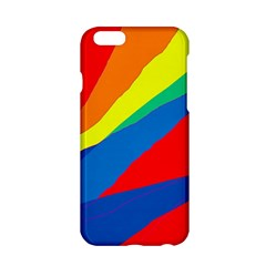 Colorful Abstract Design Apple Iphone 6/6s Hardshell Case by Valentinaart