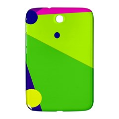 Colorful Abstract Design Samsung Galaxy Note 8 0 N5100 Hardshell Case  by Valentinaart