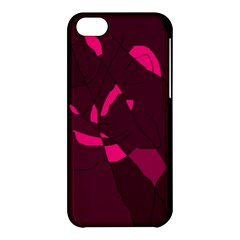 Abstract Design Apple Iphone 5c Hardshell Case by Valentinaart