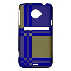 Blue design HTC Evo 4G LTE Hardshell Case