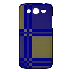 Blue Design Samsung Galaxy Mega 5 8 I9152 Hardshell Case  by Valentinaart