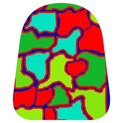Colorful Abstract Design School Bags (small)  by Valentinaart