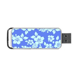 Hawaiian Sky Portable Usb Flash (two Sides) by AlohaStore