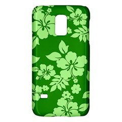 Green Hawaiian Galaxy S5 Mini by AlohaStore