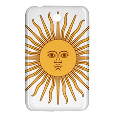 Argentina Sun of May  Samsung Galaxy Tab 3 (7 ) P3200 Hardshell Case  by abbeyz71