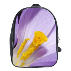 Crocus School Bags(Large)  by PhotoThisxyz