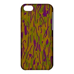 Decorative Pattern  Apple Iphone 5c Hardshell Case by Valentinaart