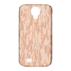 Pink Pattern Samsung Galaxy S4 Classic Hardshell Case (pc+silicone) by Valentinaart