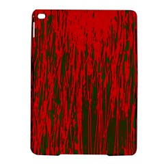 Red And Green Pattern Ipad Air 2 Hardshell Cases by Valentinaart