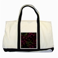 Organic                                                                                         			two Tone Tote Bag by LalyLauraFLM