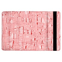 Elegant Pink Pattern Ipad Air Flip by Valentinaart