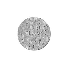 Gray Pattern Golf Ball Marker (4 Pack) by Valentinaart