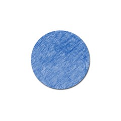 Blue Pattern Golf Ball Marker (10 Pack) by Valentinaart