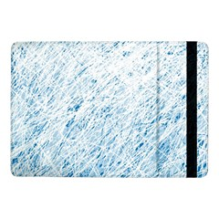 Blue Pattern Samsung Galaxy Tab Pro 10 1  Flip Case by Valentinaart