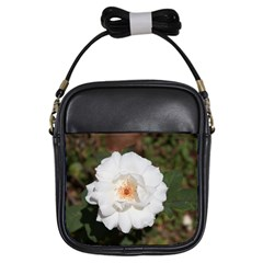 White Petal Girls Sling Bags by comfortzone