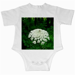 Beetle And Flower Infant Creepers by randolpheckel