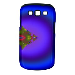 Into The Blue Fractal Samsung Galaxy S Iii Classic Hardshell Case (pc+silicone)