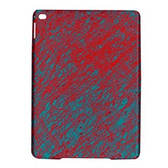 Red And Blue Pattern Ipad Air 2 Hardshell Cases by Valentinaart