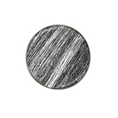 Black And White Decorative Pattern Hat Clip Ball Marker (10 Pack) by Valentinaart