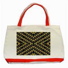 Art Digital (17)ghh Classic Tote Bag (red) by MRTACPANS