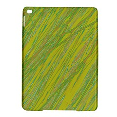 Green And Yellow Van Gogh Pattern Ipad Air 2 Hardshell Cases by Valentinaart