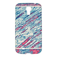 Colorful Pattern Samsung Galaxy S4 I9500/i9505 Hardshell Case by Valentinaart