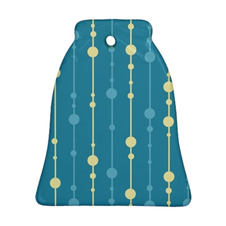 Blue pattern Ornament (Bell)