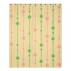 Pastel Pattern Shower Curtain 60  X 72  (medium)  by Valentinaart