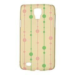 Pastel Pattern Galaxy S4 Active by Valentinaart