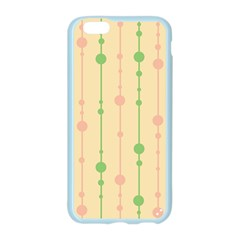 Pastel pattern Apple Seamless iPhone 6/6S Case (Color) by Valentinaart