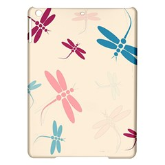 Pastel Dragonflies  Ipad Air Hardshell Cases by Valentinaart