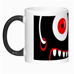 Crazy Monster Morph Mugs