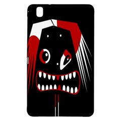 Zombie Face Samsung Galaxy Tab Pro 8 4 Hardshell Case by Valentinaart