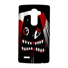Zombie Face Lg G4 Hardshell Case by Valentinaart