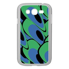 Peacock Pattern Samsung Galaxy Grand Duos I9082 Case (white) by Valentinaart