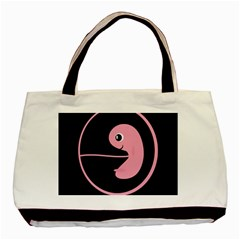 My Baby Basic Tote Bag by Valentinaart