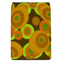 Brown Pattern Flap Covers (l)  by Valentinaart